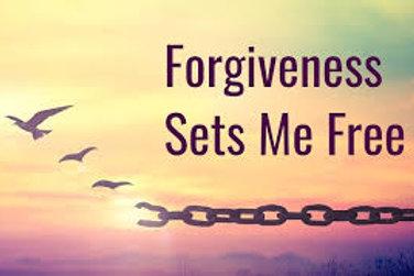 Self-Forgiveness Crown Chakra Blessing