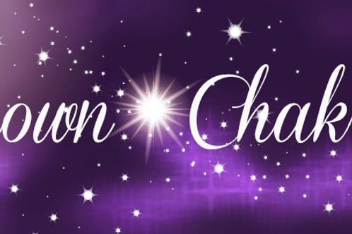 Crown Chakra Blessing
