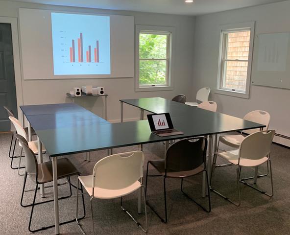 the board meeting
