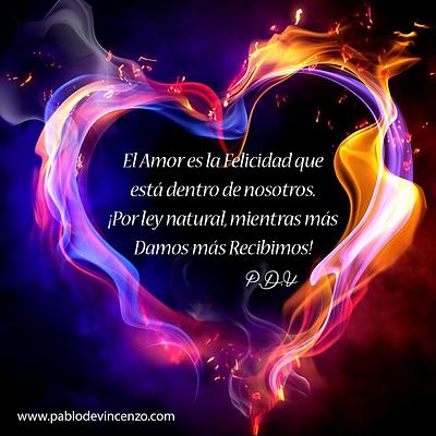 el amor Pablo De Vincenzo