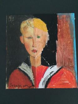 Sebastian Nibbe - Age 7