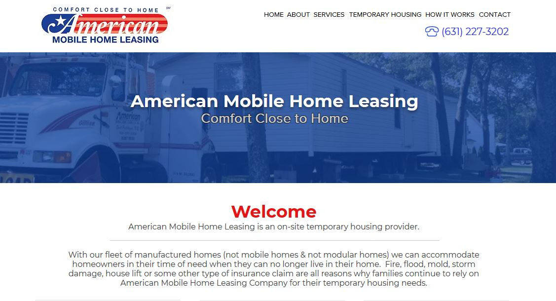 Mobile Home Rentals Long Island - American Mobile Home Leasing
