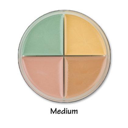 Skin Tone Corrector Quad - Medium