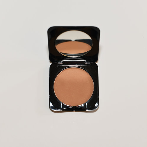 Dark Beige Pressed Powder