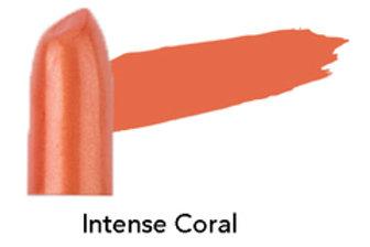 Intense Coral Lipstick