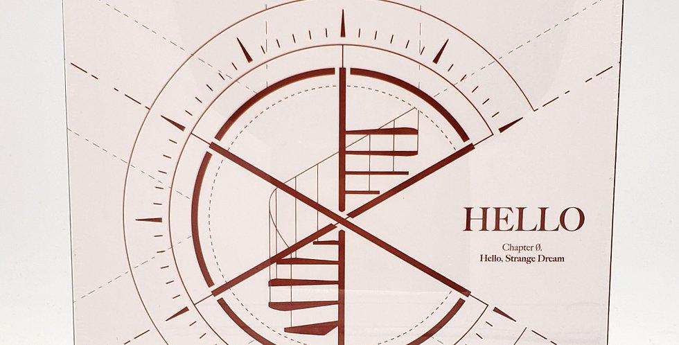 CIX 4th EP Album - Hello Chapter Ø. Hello, Strange Dream (Strange Dream ver.)