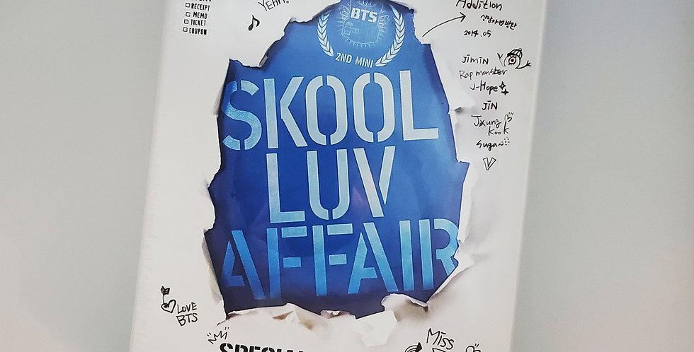BTS, Skool Luv Affair Special Editon