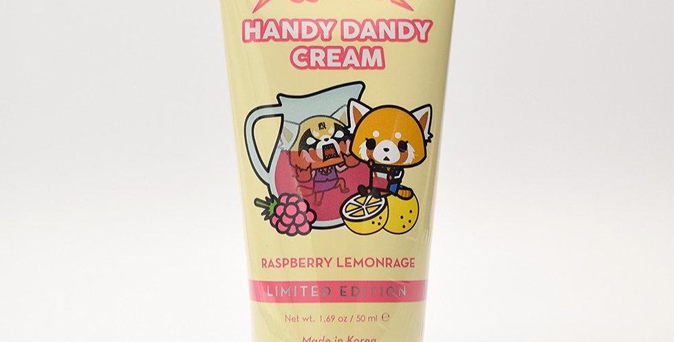 THE CREME SHOP Aggretsuko Pink Lemonade Hand Cream