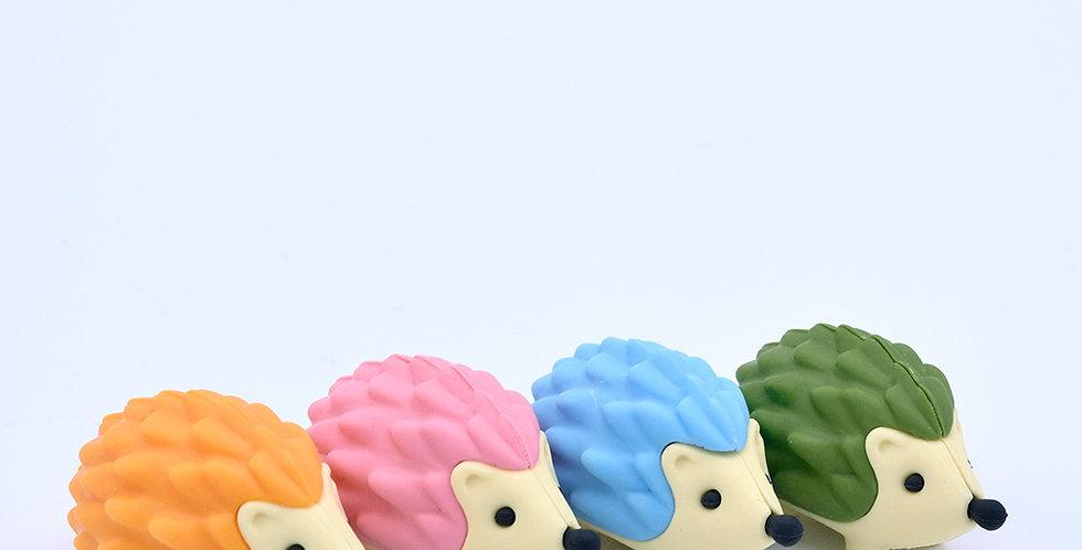 Iwako Hedgehog Eraser - Variety