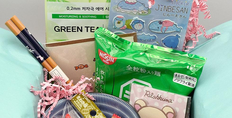 The Grab Bag, Store Selection Box