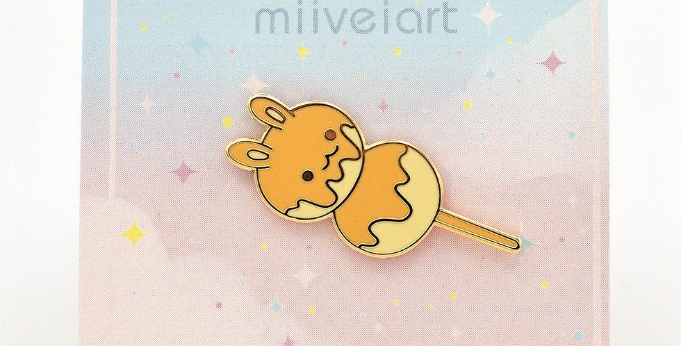 Miiveiart Pin Dango Bunny