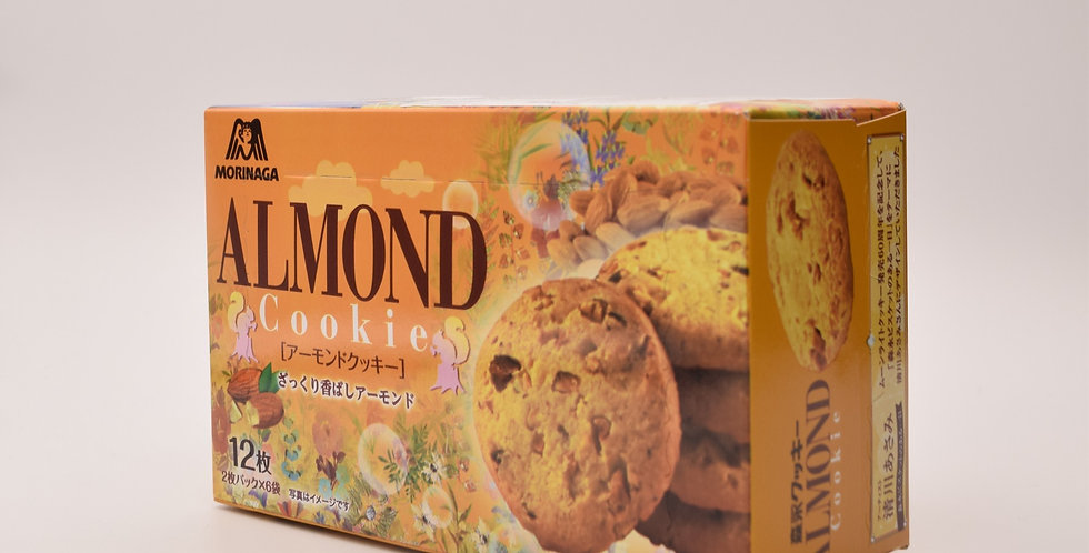 MORINAGA Almond Cookie