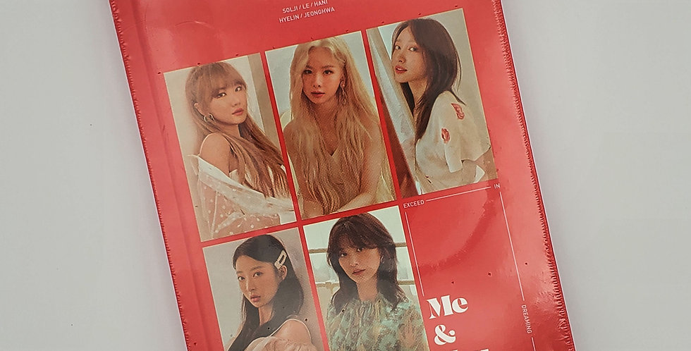 EXID, Me and You