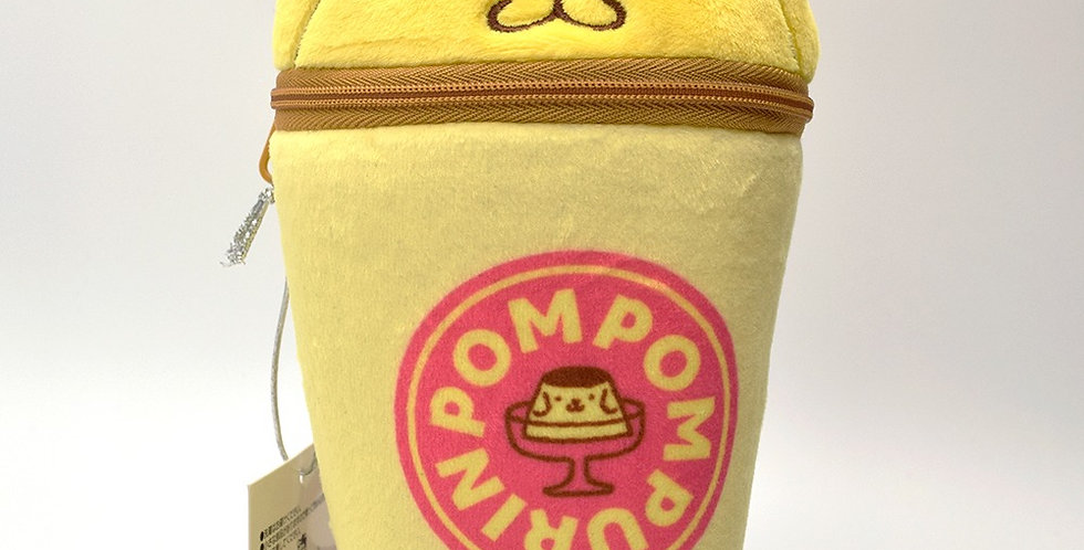 Pompompurin Plush Pencil Case