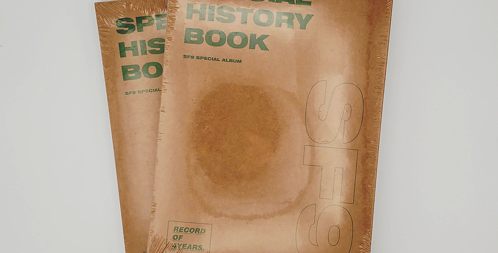 SF9, Special History Book