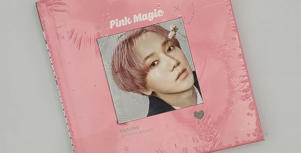 Yesung, Pink Magic