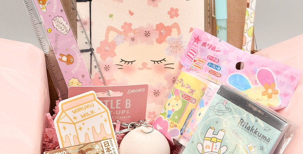 Too Cute for School Box