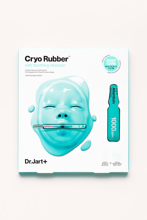 Cryo Rubber with soothing with Firming Collagen