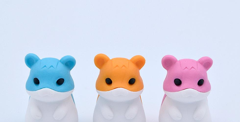 Iwako Hamster Eraser - Variety