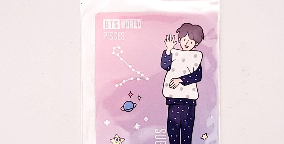BTS WORLD Sticker SUGA
