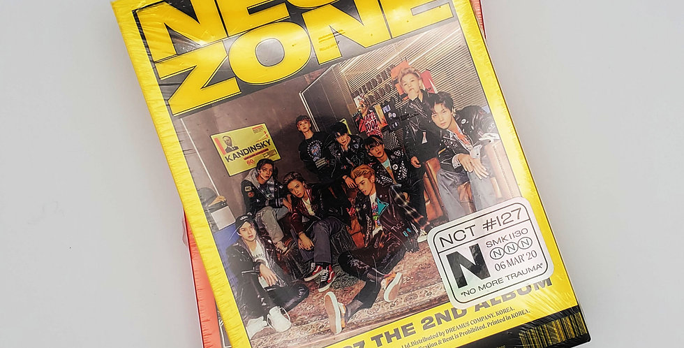 NCT 127, Neo Zone