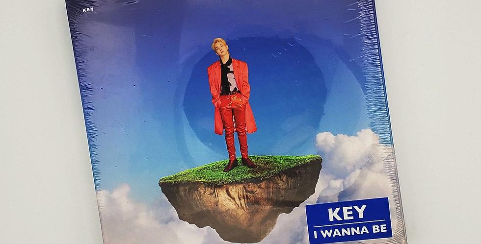 Key, I Wanna Be