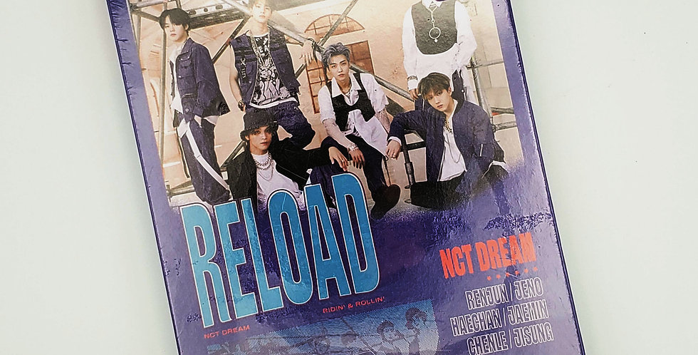 NCT Dream, Reload