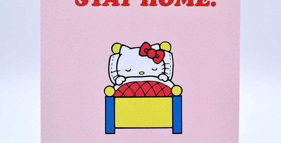 Hello Kitty Take Naps Notebook