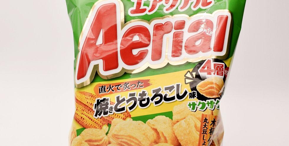 YBC Aerial bbq corn snack