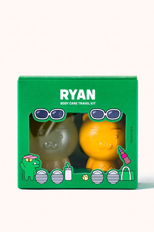 The Face Shop Ryan Body Travel Kit