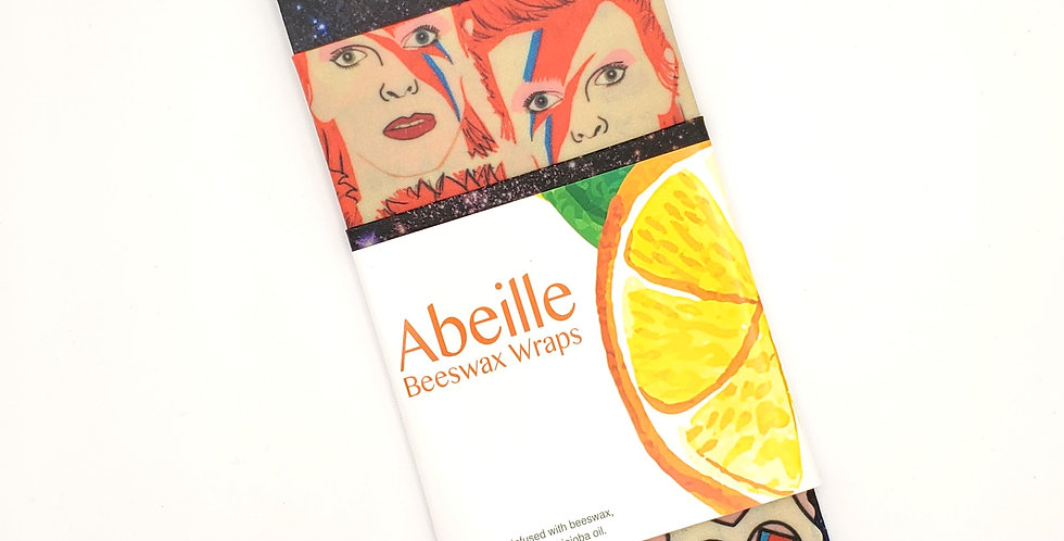 Abeille Wraps (Fox and Bulldog are out of stock)