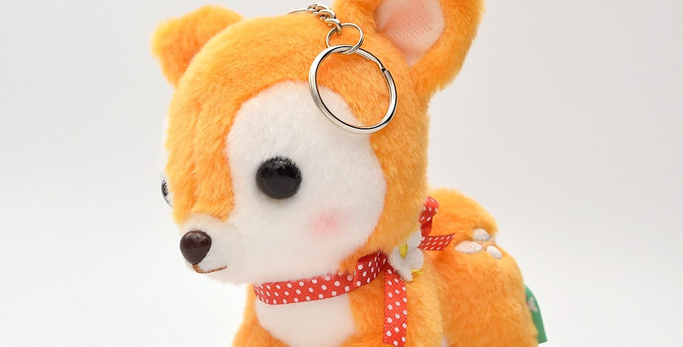 AMUSE Baby Deer Keychain