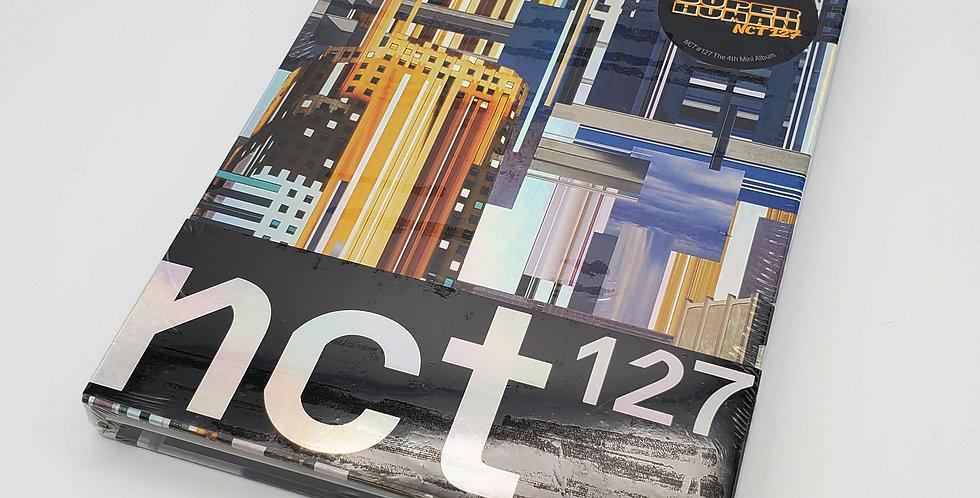 NCT 127, Superhuman