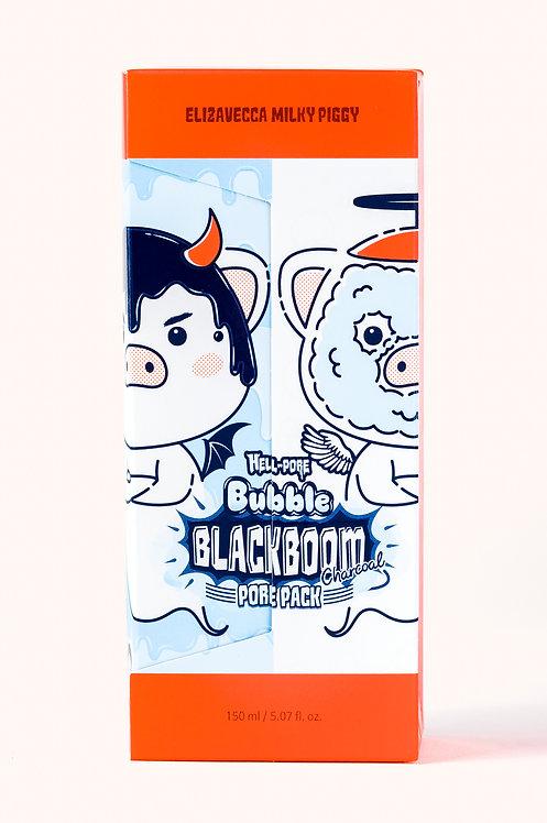 Hell-pore Bubble Black Boom Pore Pack