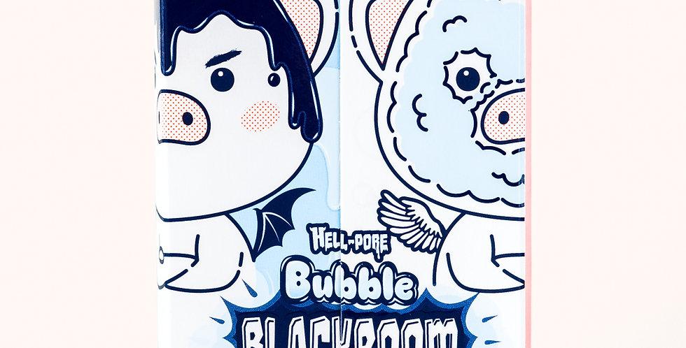 ELIZAVECCA Hell-pore Bubble Black Boom Pore Pack