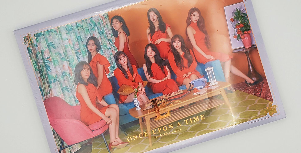 Lovelyz, Once Upon a Time