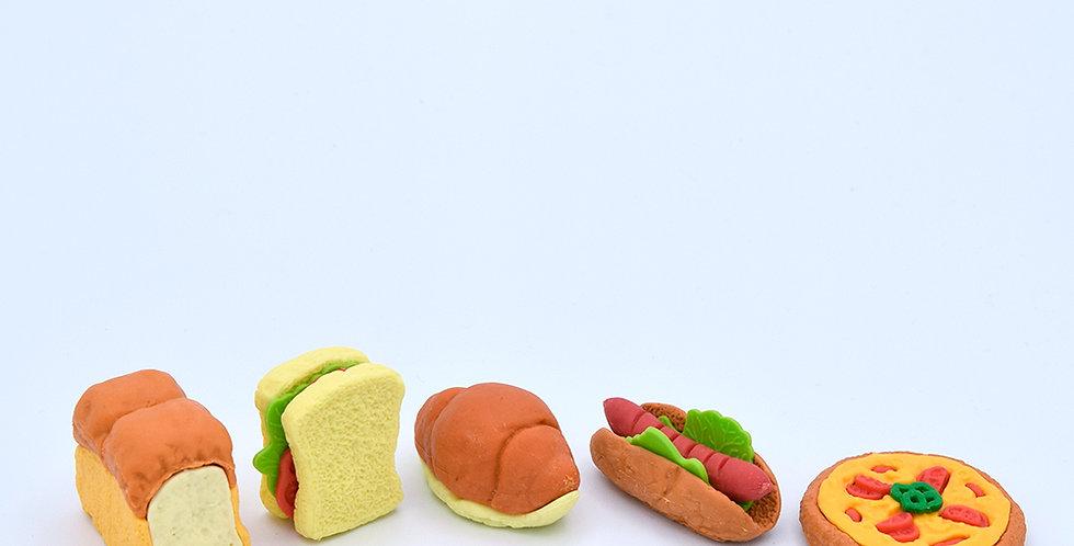 Iwako Food Eraser - Variety