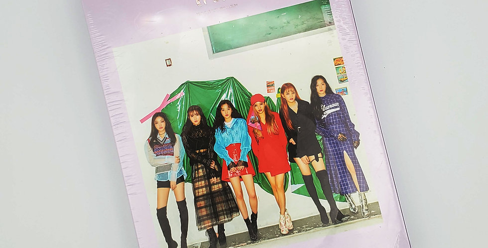 (G)I-dle, I am
