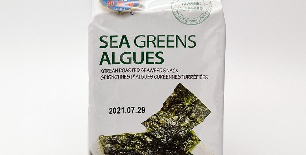 Y&Y Brand Korean Roasted Seaweed Snack