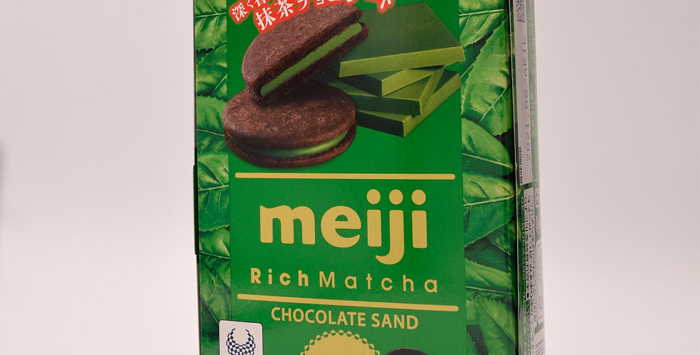 MEIJI Matcha Cookie