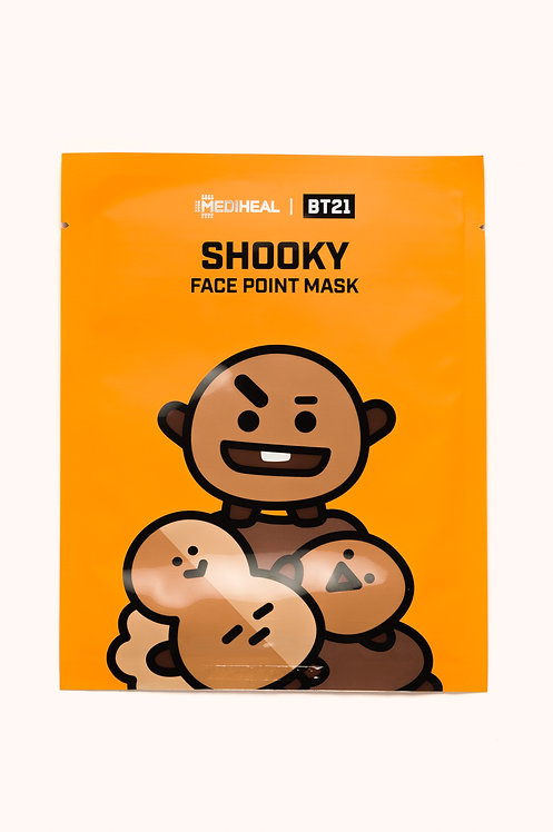 BT21 Masks - SHOOKY