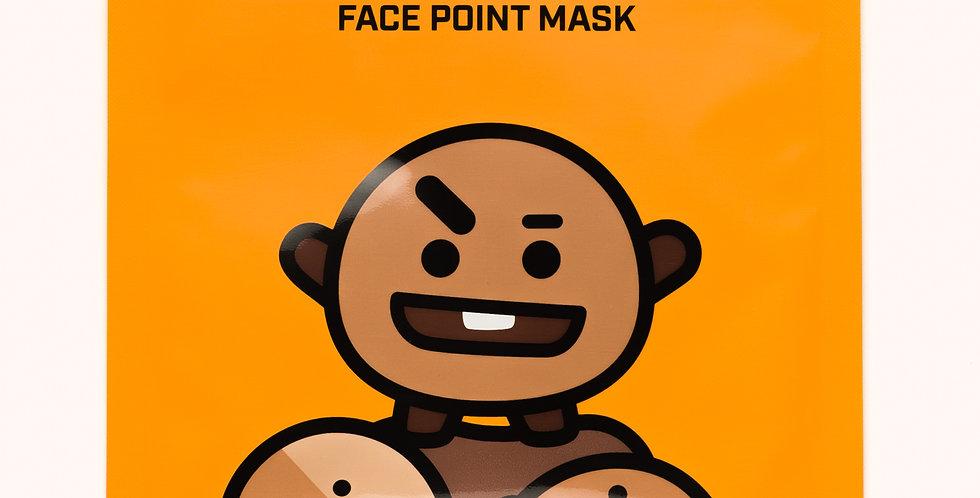 BT21 Masks - Shooky