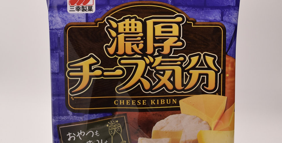 Cheese Kibun Cracker
