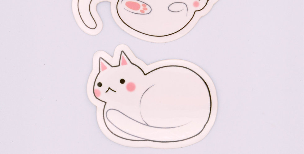 Miiveiart Cat Sticker Pack