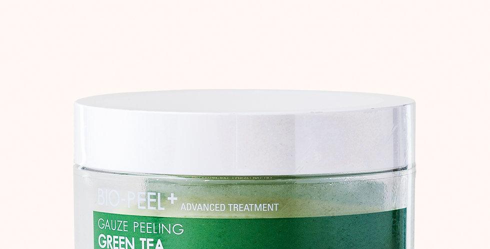 NEOGEN Bio-peel Gauze Peeling Green Tea Exfoliating Pads