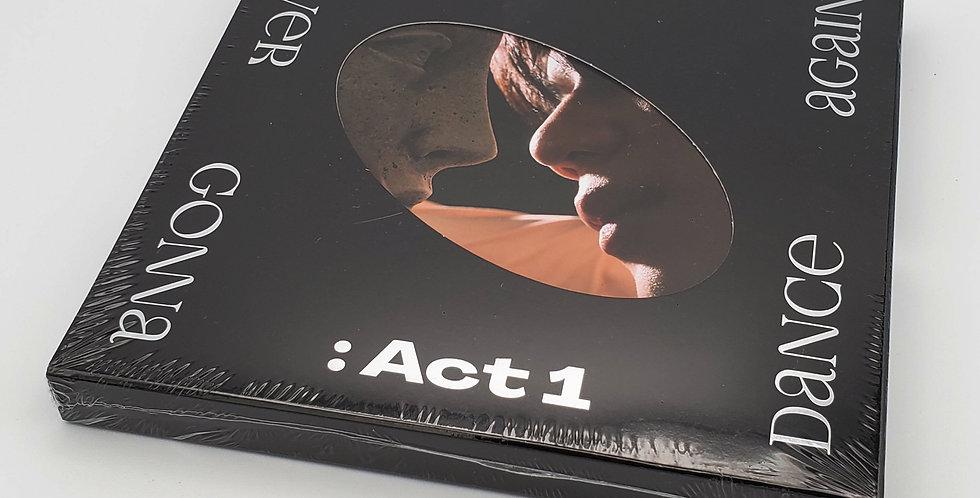 Taemin, Never Gonna Dance again:Act 1