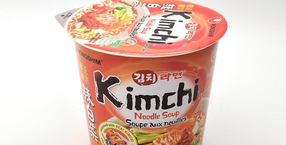 Nong Shim Cup Kimchi