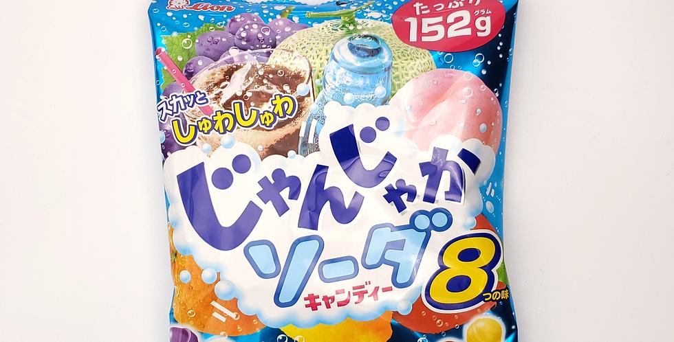 LION Soda Candy