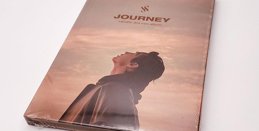 HENRY Journey (3rd Mini Album)
