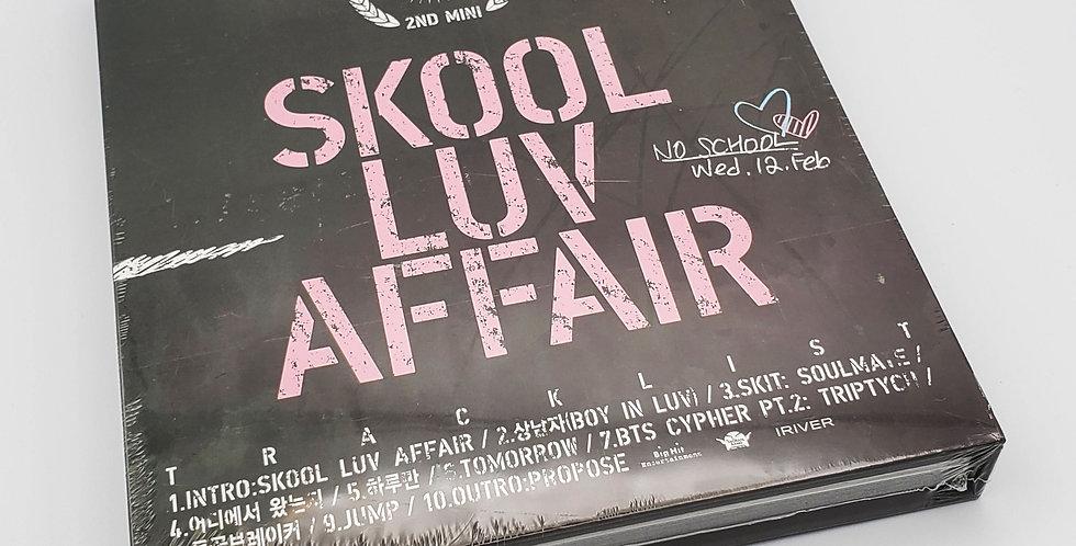 BTS, Skool Luv Affair